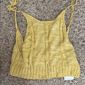 Free People Hawaii Honey Crop